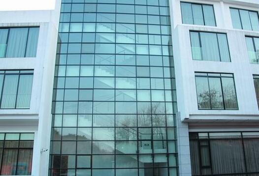 框架式玻璃幕墙节能设计施工